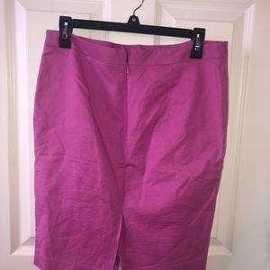 Knee skit pin skirt only worn 1 time